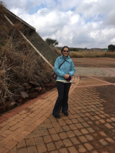 At the Cradle of Humankind